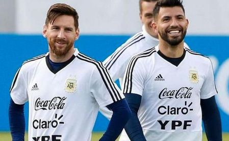 Agüero, a un paso del Barça.