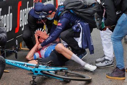Van der Poel hace la heroica en quinta etapa, Pogacar aumenta su ventaja