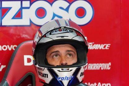 Andrea Dovizioso probará la Aprilia RS-GP del 12 al 14 de abril en Jerez.
