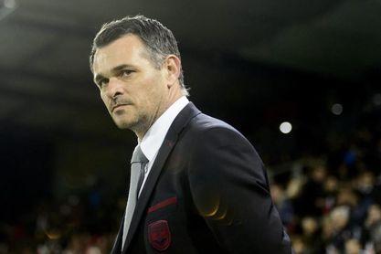 Sagnol avisa que Georgia será un rival difícil, incluso para España