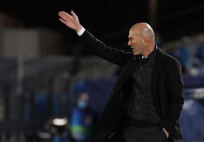 """Zidane: """"No veo nada imposible, lo vamos a pelear"""""""