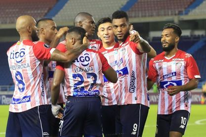 3-1: Borja, Teófilo y Pajoy clasifican al Junior sobre Caracas