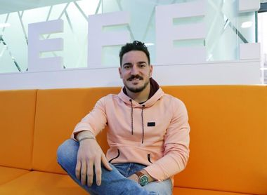 Damián Quintero y Sandrá Sánchez, competirán en Leganés