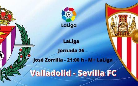 Valladolid-Sevilla FC: Último esfuerzo de una trilogía clave