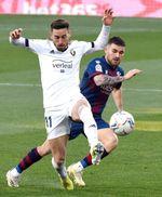 0-0. El Osasuna araña un punto y complica más la permanencia del Huesca