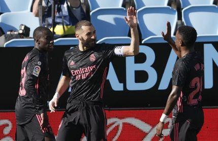 1-3. Benzema alarga la persecución