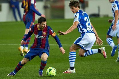La Real Sociedad, apremiada en la quinta plaza, necesita antídoto para Messi