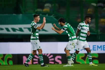 El Sporting no cede, Sérgio Oliveira salva al Oporto y Pepe se lesiona