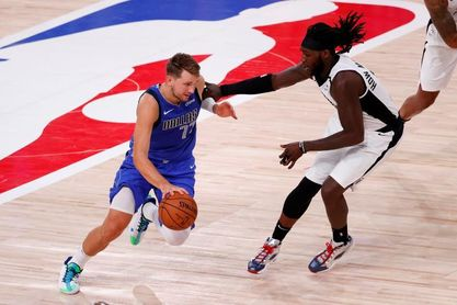 92-132. Doncic anota 37 puntos y Mavericks aplastan a Trail Blazers