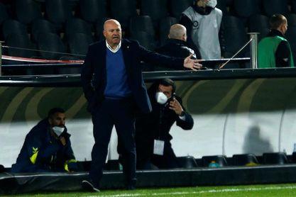 Pepe Mel igualará a Oltra como entrenador con más derbis canarios dirigidos