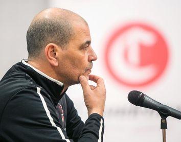 """Sergio Hernández: """"Contra el Bamberg debemos solucionar nuestros problemas"""""""