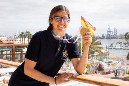Patricia Cantero: ?Sueño con una medalla en los Juegos Olímpicos?