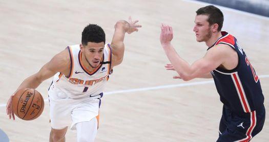 100-110. Booker y Suns siguen sumando victorias y Heat pierden liderato