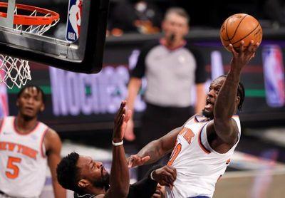 131-113. Randle, con 37 puntos, hace imparables a Knicks ante Wizards.