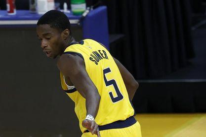 116-111. LeVert lidera a los Pacers, que cortan ante Pistons la racha perdedora en su campo