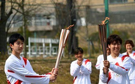 Arranca en Fukushima el relevo de la antorcha olímpica para los JJOO de Tokio