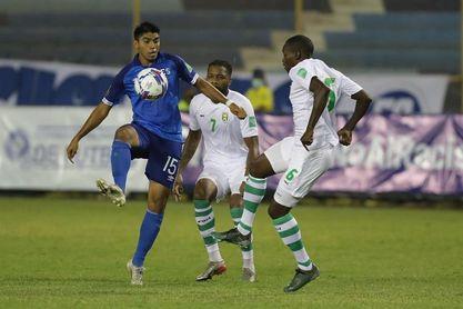 2-0. El Salvador derrota 2-0 a Granada y es líder del grupo A de la Concacaf