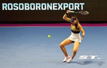 Paula Badosa cae en Miami en segunda ronda frente a la tunecina Jabeur