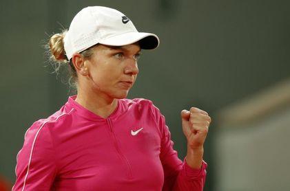 Simona Halep se da de baja del torneo