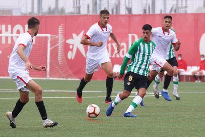 Así queda la División de Honor Juvenil: Sevilla FC, Betis y el difícil reto de la Copa de Campeones