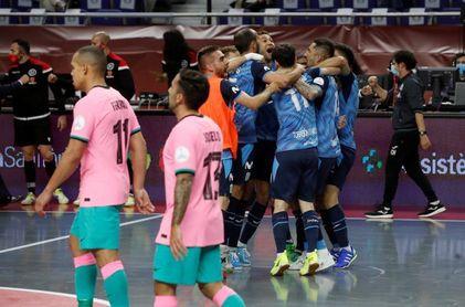 6-1. El Inter devora al Barça para ser campeón