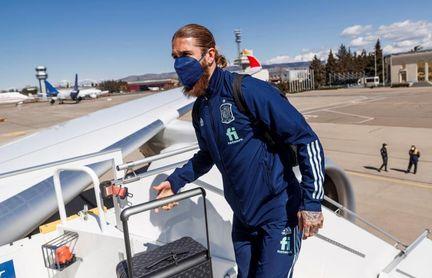 La Cartuja, preparada para acoger su sexto partido de la selección española