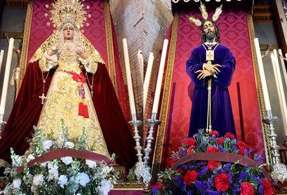El Sevilla no falta a su cita con la Hermandad de San Pablo.