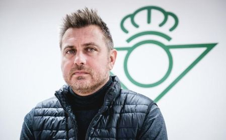 Manel Ruano, sobre su sentimiento bético, la fase de ascenso, su futuro en el Betis...