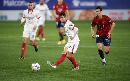 Óliver Torres, el sueño de la Selección, la competencia del Sevilla, el objetivo...