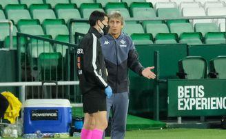Pellegrini: del Betis a la selección de Chile
