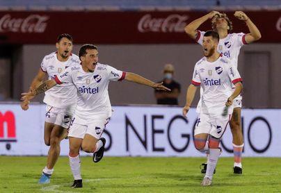 El Nacional uruguayo, líder histórico en participaciones en la Libertadores