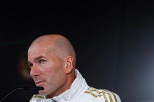Zidane: ´Ni la selección ni Sergio tienen culpa´