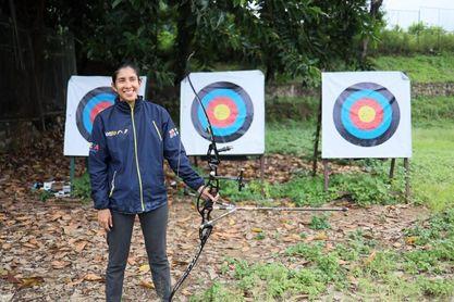 Adriana Espinoza entrenará en Medellín para alcanzar un cupo olímpico