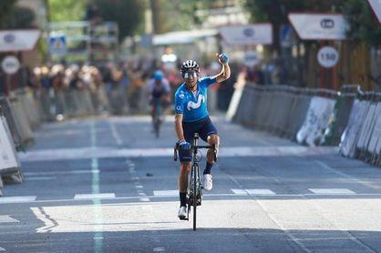 Alejandro Valverde gana el G.P. Miguel Indurain