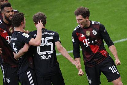 Goretzka acerca al Bayern al título.