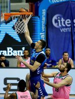 77-93. Kuric y Mirotic dan la victoria al Barça en el Coliseum