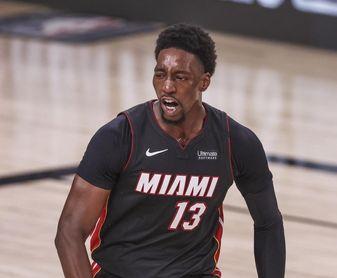 115-101. Ante Cavaliers Adebayo aporta doble-doble en el cuarto triunfo consecutivo de Heat