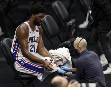 122-113. Vuelve Embiid y Sixers ganan sin problemas a Timberwolves
