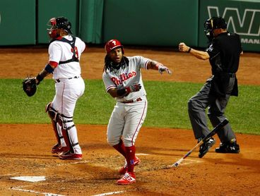 4-2. Ante los Medias Rojas, el dominicano Franco remolca dos carreras y los Orioles siguen invictos