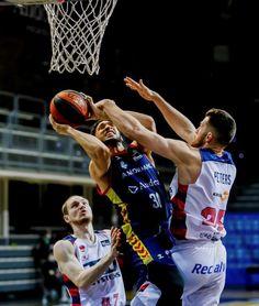 68-82. Giedraitis lidera la victoria del TD Systems Baskonia en Andorra