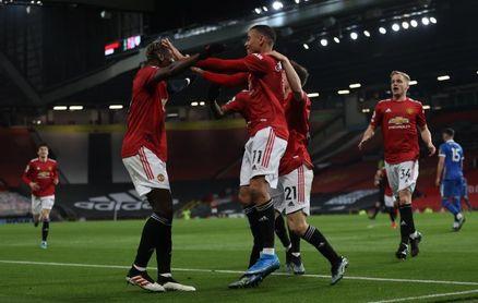 Rashford y Greenwood afianzan al United