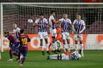 1-0. Dembélé deshace un embrollo para acercar el Barça a punto de la cabeza