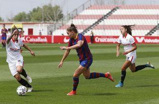 Sin fortuna para el Sevilla FC Femenino en el sorteo de la Copa del Reina
