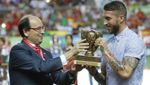 """Sergio Ramos y su salida del Sevilla FC: """"Se le mintió al sevillismo"""""""