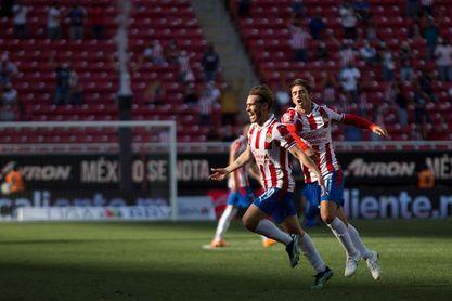 Vucetich alaba la agresividad del Guadalajara ante el Santos Laguna
