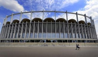 Máximo de 13.000 espectadores en los partidos de la Euro en Bucarest