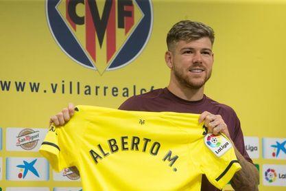"""Alberto Moreno: """"Volví súper nervioso, como si fuera un canterano"""""""