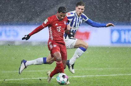 Gnabry baja en el Bayern ante el PSG al dar positivo por covid-19