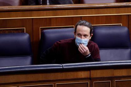 """Iglesias critica """"ataques"""" racistas y dice que Madrid """"se juega la libertad"""""""