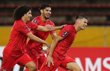 Un Libertad atascado en el gol recibe a un Nacional sobrado de puntería